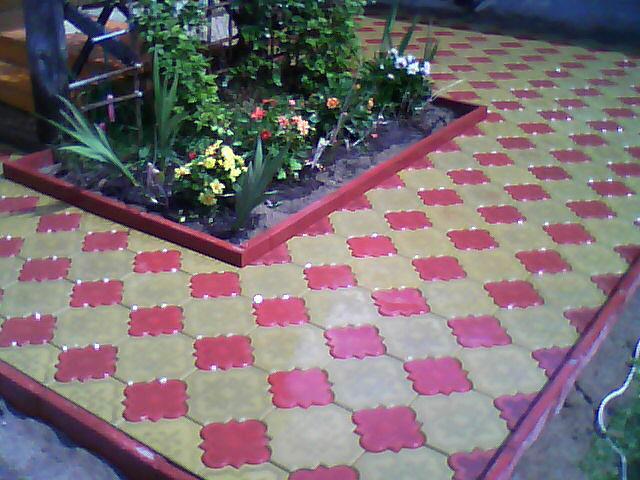 4 причины купить плитку для тротуара: оригинальные идеи для декора сада
